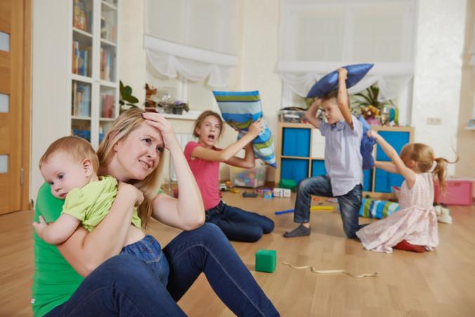 familienstress