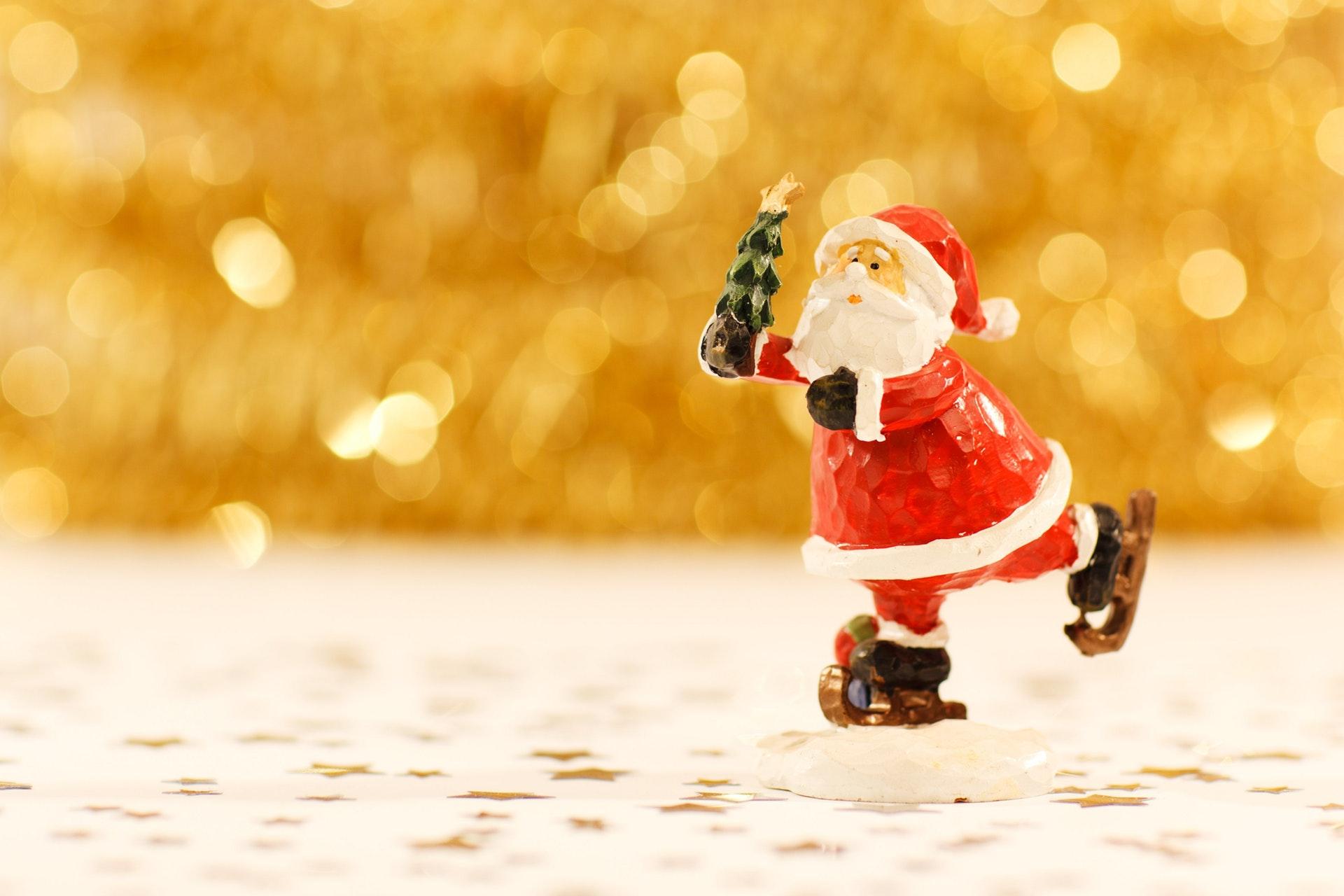 Ein besinnliches Weihnachtsfest und einen guten Rutsch ins Jahr 2018!